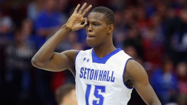 The emergence of a special Isaiah Whitehead has Seton Hall right in the mix. ( Jim O'Connor/USA TODAY Sports)