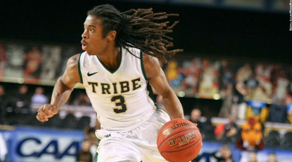 The most famous player to ever come out of William & Mary? Probably the super talented Marcus Thornton. (AP)
