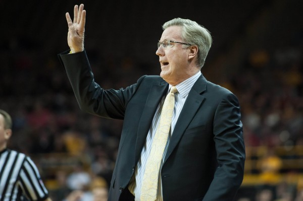 Fran McCaffery's Team is Firing On All Cylinders (USA Today Images)