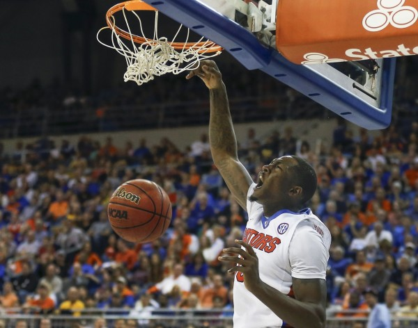 Florida Unloaded on the Nation's Best Defense Saturday (USA Today Images)