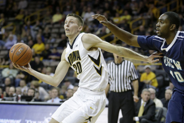 Could Jarrod Uthoff Be The Best Player In College Basketball? (Photo: Quad-City Times)