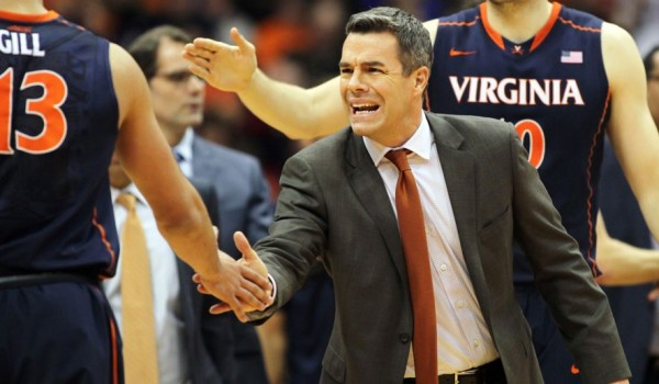 Tony Bennett's Team Has Struggled On The Road This Season (AP)