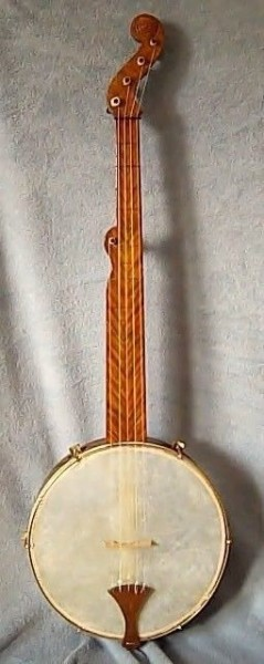 Hey, Did You Know That Bell Boucher Is A Type Of Banjo? And A Great Shotblocking Combo?