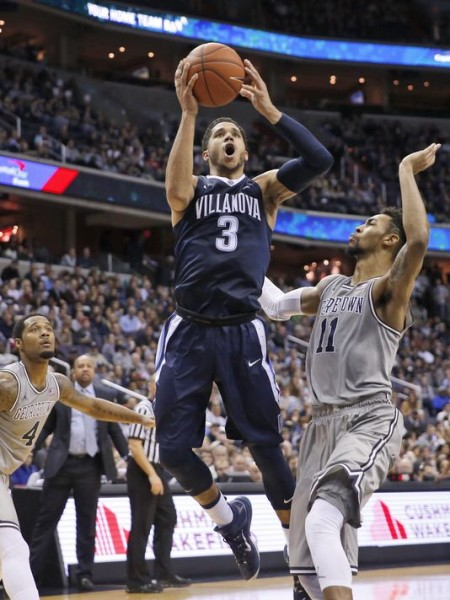 Josh Hart is becoming more than Villanova's sixth man. (Associated Press)