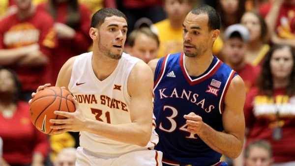 Georges Niang And The Cyclones Delivered An Inspired Second Half Performance Monday Night (Photo: USAT Sports)