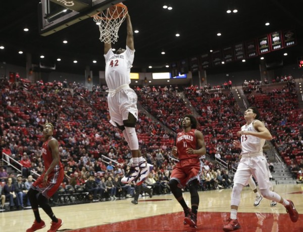 Same High-Flying Aztecs, Same Great Defense, Abysmally Bad Offense (Lenny Ignelzi, AP Photo)