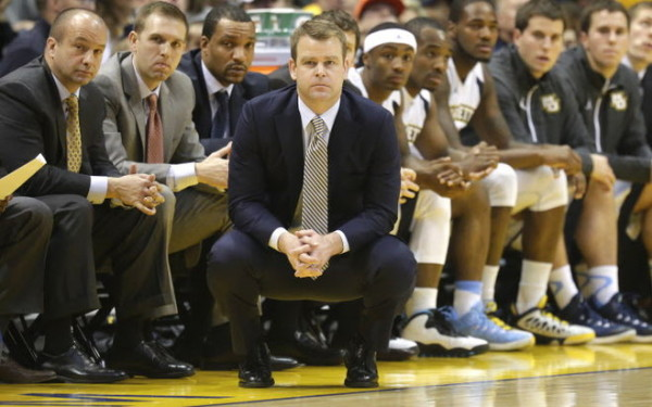 Steve Wojchiechowski is in the midst of a rebuild at Marquette. (Mark Hoffman/The Journal Sentinel)