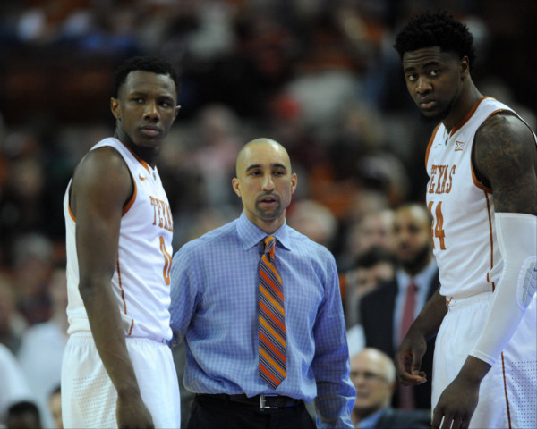 The Longhorns are on the rise, but don't call them Big 12 contenders just yet.(John Rivera/Icon Sportswire)