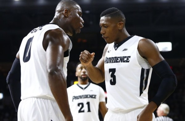 Ben Bentil, Kris Dunn And The Friars Should Be Good To Dance...If They Keep Avoiding Bad Losses (Photo: USA Today Sports)