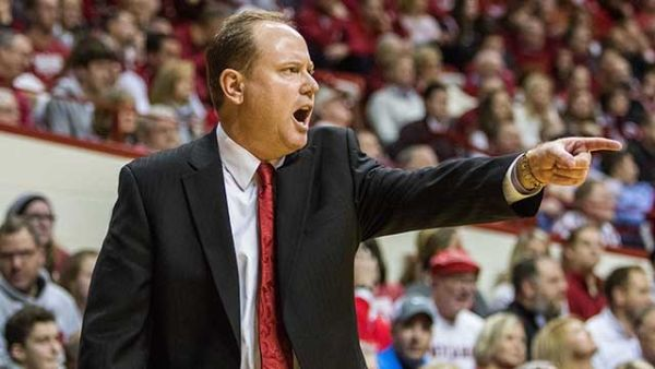Greg Gard has done a tremendous job and is in line for a full time head coach position. (USA TODAY Sports)