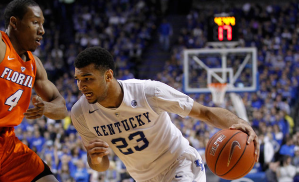 Jamal Murray was on fire against Florida (cbssports.com).