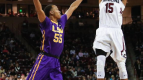 P.J. Dozier and South Carolina downed LSU to set up a crucial match up with Kentucky (thestate.com).