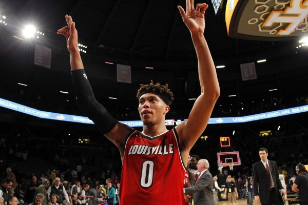 Damion Lee Has Led Louisville to the Top of the ACC Standings (USA Today Images)