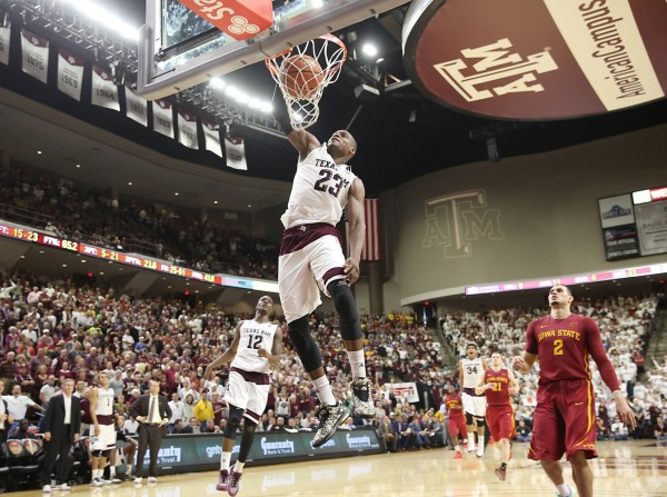 Texas A&M (USA Today Images)
