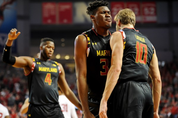 Diamond Stone and Robert Carter Have Been Great Together (USA Today Images)