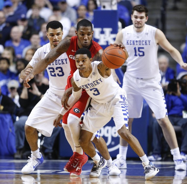 Tyler Ulis (USA Today Images)
