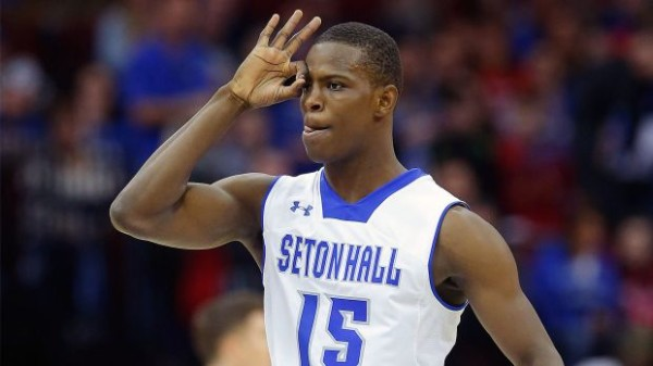 Isaiah Whitehead And Seton Hall Have The NCAA Tournament Firmly In Their Sights (Photo: USA Today Sports)