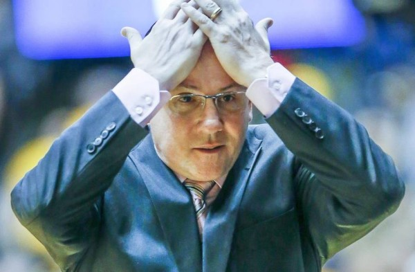 Gregg Marshall's team could be in trouble come Selection Sunday? (Credit: Fernando Salazar/The Wichita Eagle)
