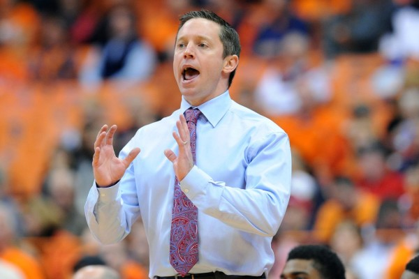 Michael White has Florida positioned for the NCAA Tournament (Rich Barnes/USA Today)