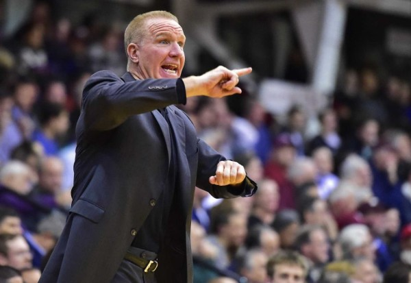 Chris Mullin Has St. John's Heading In The Right Direction (Photo: Steven Ryan, Newsday)