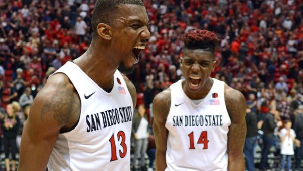 With Saturday Night's Win, The Aztecs Again Have Full Control In The Mountain West (USA Today)