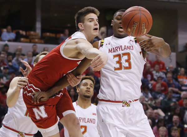 Maryland took care of business against Nebraska on Friday (Kiichiro Sato, Lincoln Journal Star)