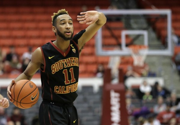 Jordan McLaughlin And USC Have The Tournament In Sight...But May Need One Or Two More Wins To Get There (Photo: AP)
