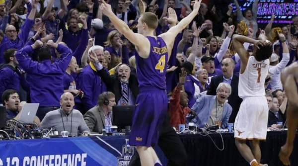 One of the Most Dramatic Moments in NCAA Tournament History