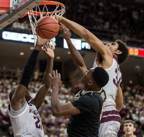 Tyler Davis and the Aggies are charging into the postseason (12thman.com).