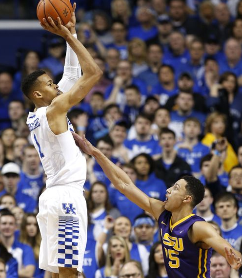 Skal Labissiere might have finally arrived (courier-journal.com).