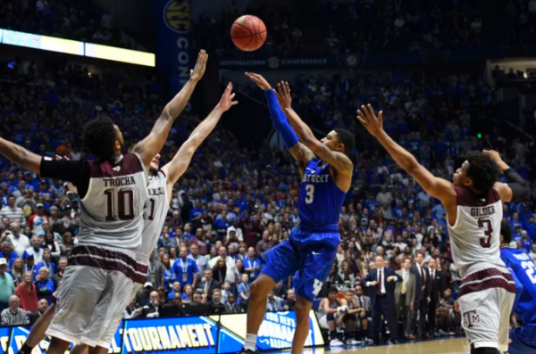Tyler Ulis will try to carry Kentucky on another deep tournament run (USA Today).