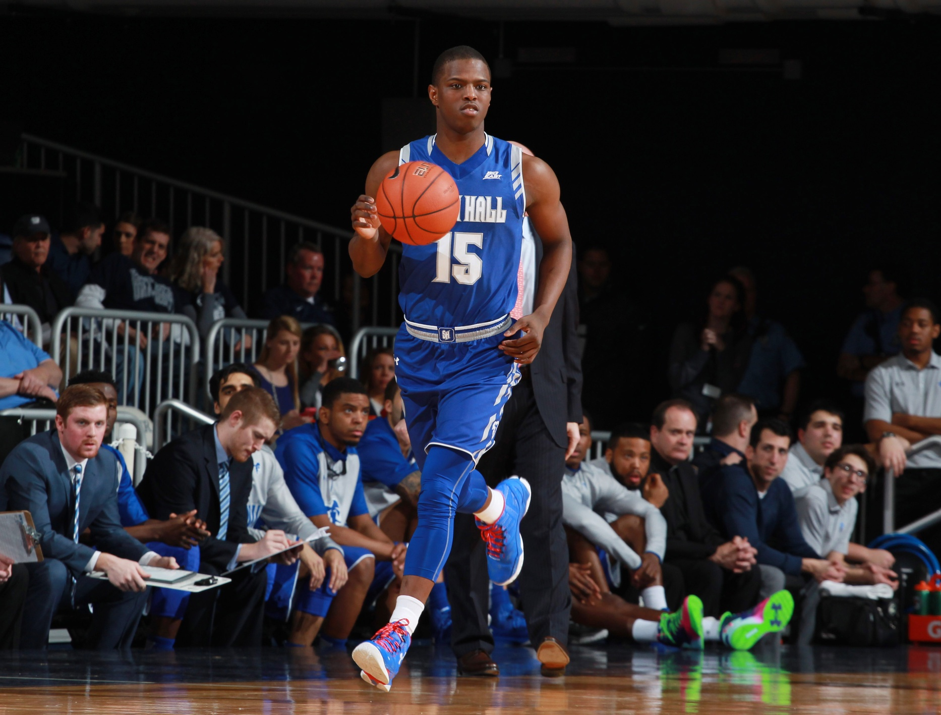 Isaiah Whitehead Led Seton Hall to Its Best Season in a Long While (USA Today Images)