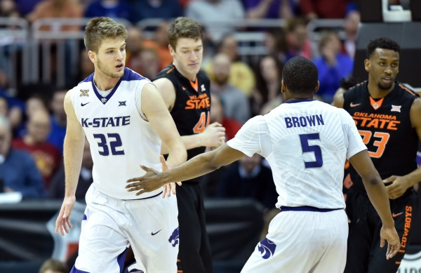 Kansas State Moves On to Face Kansas on Thursday Afternoon (USA Today Images)