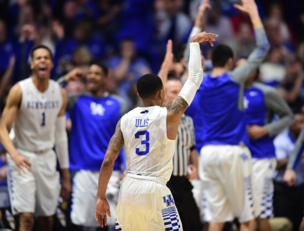 Tyler Ulis Willl Ride an All-American Season into the NBA (USA Today Images)