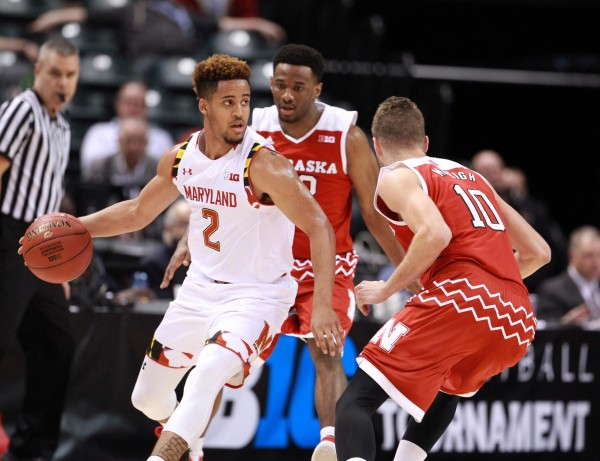 Maryland and Melo Trimble Looked Impressive in Taking Down Nebraska Friday (USA Today Images)