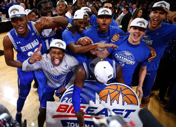 Seton Hall Shocked the World With Its Run to the Big East Title (USA Today Images)