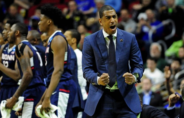 Kevin Ollie Improves to 7-0 in the NCAA Tournament (USA Today Images)