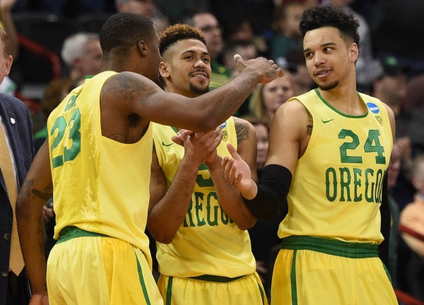 Oregon Methodically Took Care of Business Today (USA Today Images)