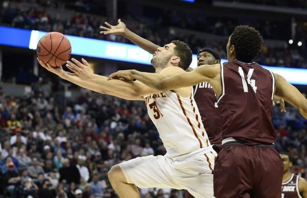 Iowa State's Offense, Led by Georges Niang, Ran into the Sweet Sixteen (USA Today Images)
