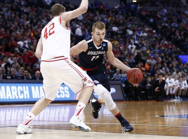 Domantas Sabonis and Gonzaga had a tremendous opening weekend. (Photo: Isaiah J. Downing-USA TODAY Sports""