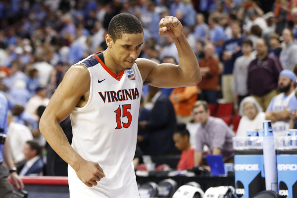 With Michigan State out of the bracket, there's little doubt that Malcolm Brogdon and Virginia are favorites to advance to the Final Four. (Photo: Geoff Burke-USA TODAY Sports)