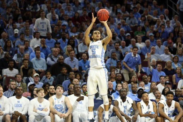 Marcus Paige's Best Game in Over a Month Led UNC to the Final Four (USA Today Images)