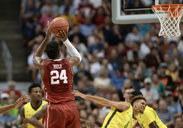 Led by Buddy Hield, Oklahoma's Perimeter Shooting is Exceptional (USA Today Images)