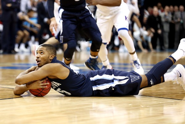 And With This Steal, Villanova Was Off to the Final Four (USA Today Images)