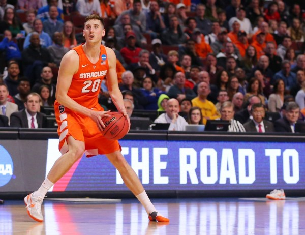 Tyler Lydon Has Been Key to Syracuse's Surge (USA Today Images)