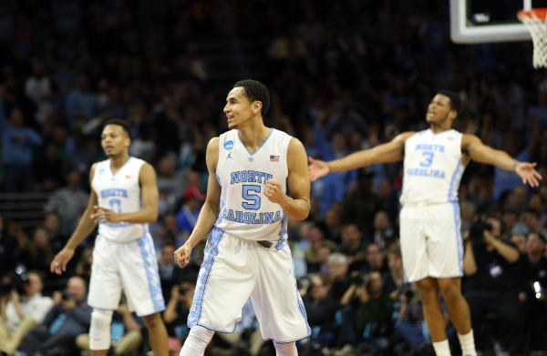Marcus Paige Led His Tar Heels to Their First Final Four Since 2009 (USA Today Images)