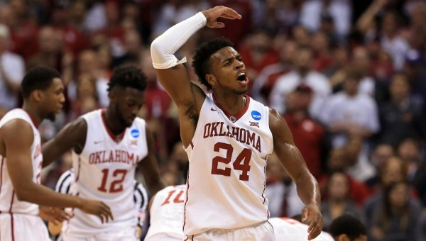 Buddy Hield and the Sooners look to reverse the trend of poor shooting at the spacious NRG Stadium. (Getty Images)