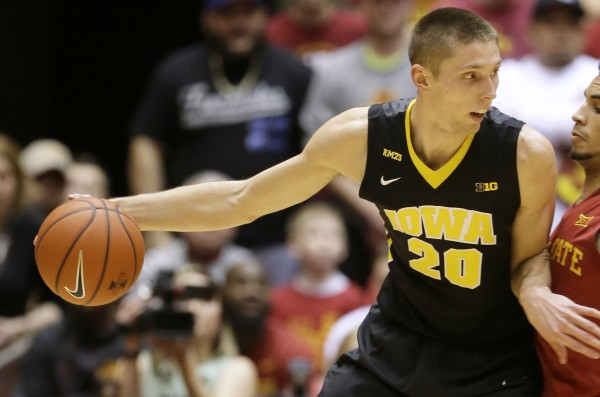 Despite their recent struggles, don't count out the Hawkeyes. (AP Photo/Charlie Neibergall)