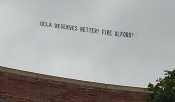 UCLA Deserves Better! Fire Alford!