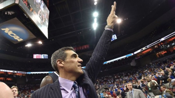 Jay Wright is the 2015-16 RTC Coach of the Year  (AP)